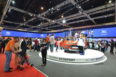 The 35th Bangkok International Motor Show Stock Photo
