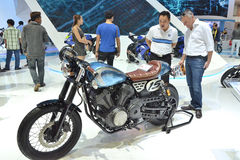 The 35th Bangkok International Motor Show Stock Photo