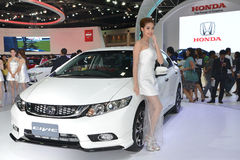 The 35th Bangkok International Motor Show Royalty Free Stock Image