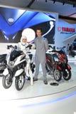 The 35th Bangkok International Motor Show Royalty Free Stock Photos