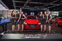 The 38th Bangkok International Thailand Motor Show 2017 Stock Photos
