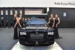 The 38th Bangkok International Thailand Motor Show 2017 Royalty Free Stock Images