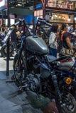 39TH BANGKOK MIĘDZYNARODOWY MOTOROWY przedstawienie 2018 Fotografia Royalty Free
