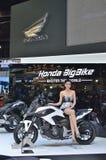 35th Bangkok Międzynarodowy Motorowy przedstawienie Fotografia Royalty Free
