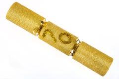 70th Birthday Cracker Stock Image