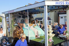 118th carnaval de Whitstable Photographie stock