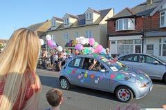 118th carnaval de Whitstable Image libre de droits