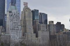 59th Central Park Imagens de Stock
