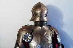 17th century armor Stock Photography