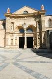 16th Century Cathedral of Santo Domingo Stock Image