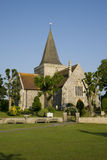 English 14th century Church Royalty Free Stock Image