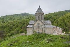 The 13th century Haghartsin monastery in Armenia.The ancient mon Stock Image