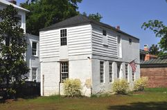 18th Century house, Charlston Royalty Free Stock Image