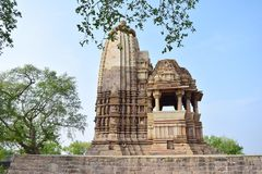 Ancient temples Stock Images
