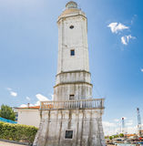 18th century lighthouse Stock Image