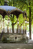 18th century pavilion in Europe Royalty Free Stock Photo