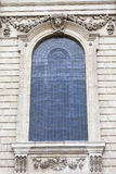 18th century St Paul Cathedral, details, London, United Kingdom. Stock Photography