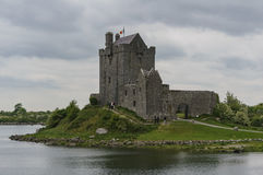 16th century tower house - Dunguaire Castle Royalty Free Stock Photos