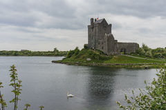 16th century tower house - Dunguaire Castle Stock Photo