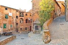 15th Century Village Royalty Free Stock Photos