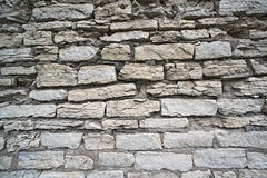 10th century wall. Texture old 10th century wall Royalty Free Stock Photos