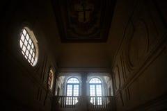 16th Century Windows royalty free stock photo
