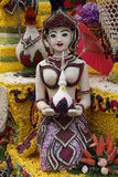 39th Chiang Mai Flower Festival 2015 Fotografia de Stock Royalty Free