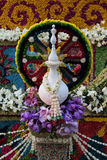 The 39th Chiang Mai Flower Festival 2015 Royalty Free Stock Photo