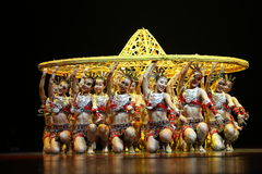 The 10th China art festival dance competition Royalty Free Stock Photo