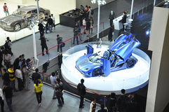The 11th China GuangZhou international automobile exhibition Stock Photo