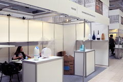 5th `China Homelife Show`, Warsaw, Poland stock images