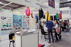 5th `China Homelife Show`, Warsaw, Poland Royalty Free Stock Photos