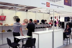 5th `China Homelife Show`, Warsaw, Poland Royalty Free Stock Image