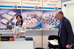 5th `China Homelife Show`, Warsaw, Poland Stock Image