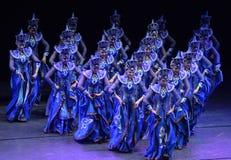 The 4th China university art show Royalty Free Stock Photo