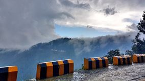 9th chmura Obraz Stock