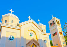 Th church Royalty Free Stock Photography