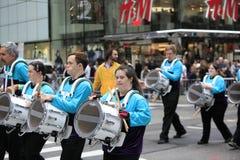 70th Columbus Day Parade anual em NYC Fotografia de Stock