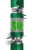 30th Cracker Royalty Free Stock Photos