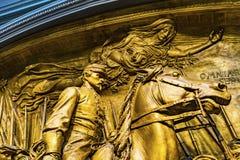 54th DC смитсоновск Вашингтона искусства национальной галереи гражданской войны Массачусетса стоковая фотография rf
