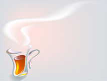 thé de matin Image libre de droits