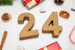 24th december Stock Photos