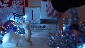 17th December Date Blocks Advent Calendar