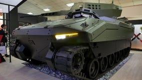 15th Defence Usługuje Azja wystawę 2016 Zdjęcie Stock