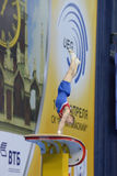 5th Europeiska mästerskap i konstnärlig gymnastik Arkivbild