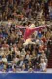 5th Europejscy mistrzostwa w Artystycznych gimnastykach fotografia royalty free