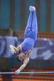 5th Europejscy mistrzostwa w Artystycznych gimnastykach obrazy royalty free