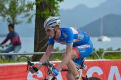 50th excursão presidencial do ciclismo de Turquia Foto de Stock