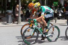 50th excursão presidencial do ciclismo de Turquia Fotografia de Stock Royalty Free