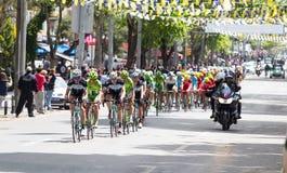 50th excursão presidencial do ciclismo de Turquia Fotos de Stock